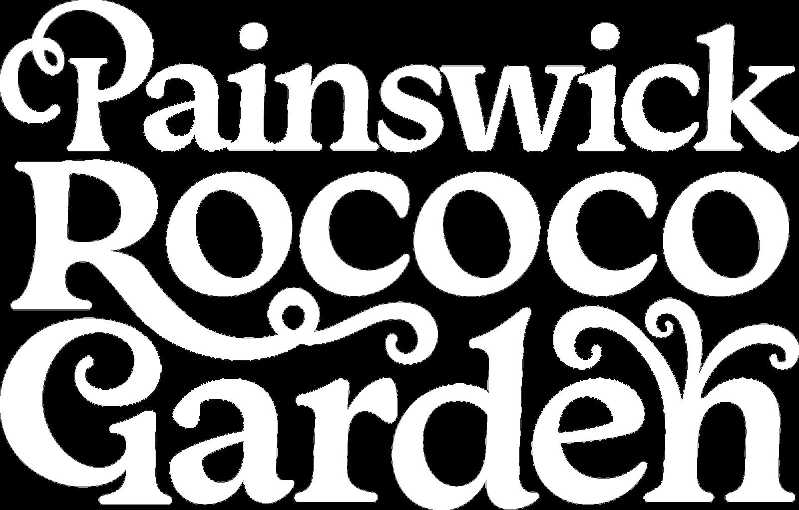 Rococo Garden, Painswick Glos