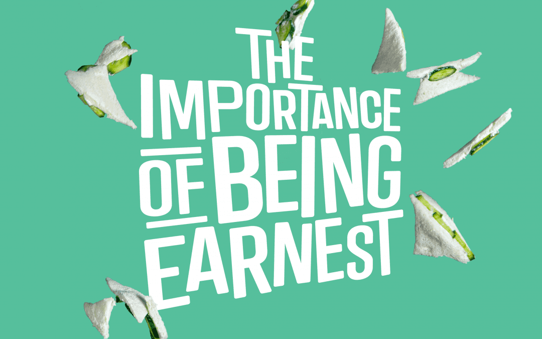 Slapstick Picnic – The Importance of Being Earnest