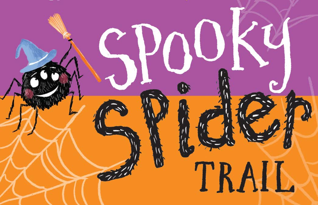 Spooky Spider Trail